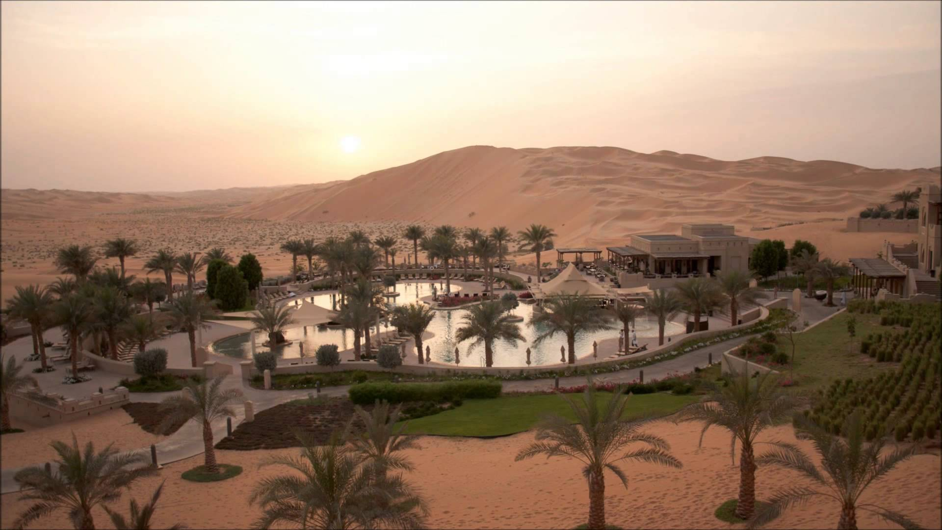 Qasr Al Sarab Desert Resort And Spa